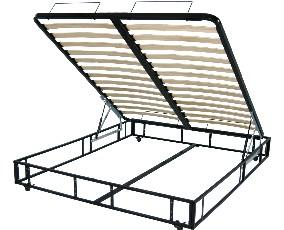 Telai per letto contenitore reti gritti reti materassi letti pieghevoli dal 1946 - Telaio del letto ...