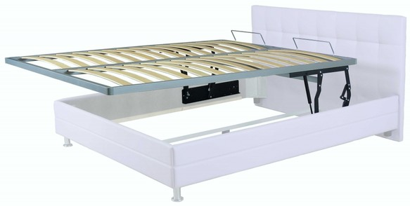 Bed base for lifting mechanism - Reti Gritti - beds, mattresses